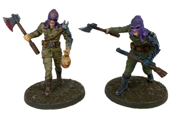 Cult of the Nameless Miniatures