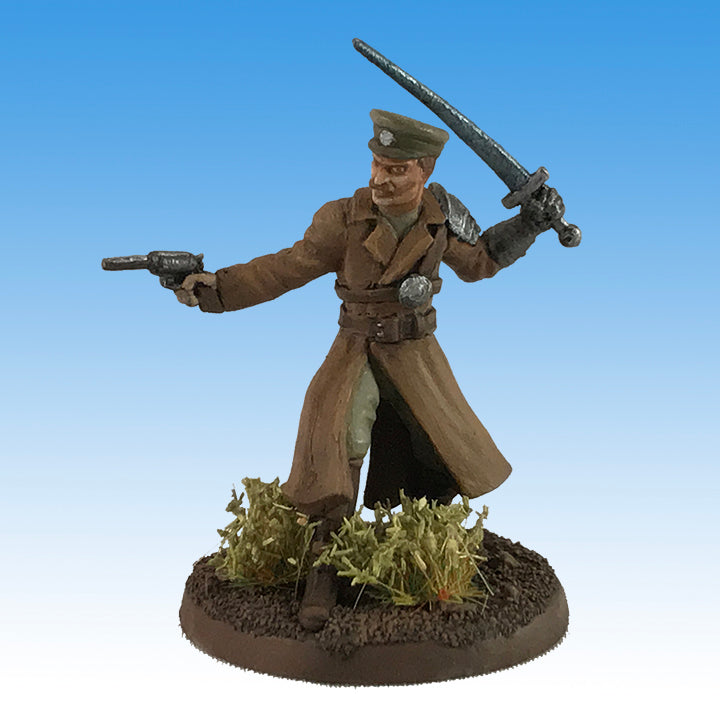 British Occult Special Combat Team Starter