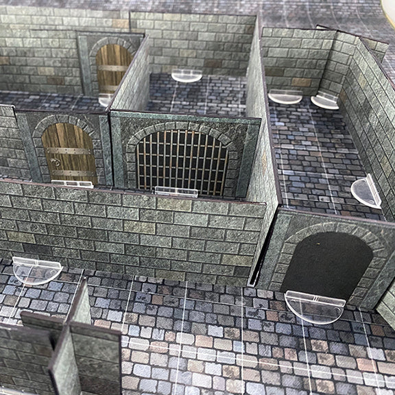 RatMat Scenics: Dungeon Pack I (Self-Adhesive Pack)