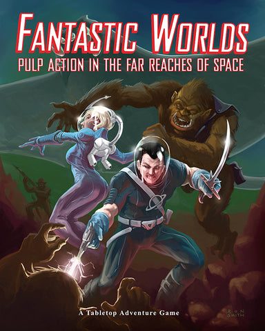 Fantastic Worlds (Softcover Version)