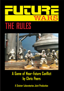 Future Wars: A Game of Near Future Conflict (PDF Version)