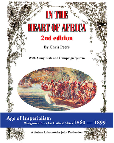 In the Heart of Africa 2nd ed. (Softcover Version)