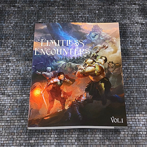 Limitless Encounters Volume 1 (softcover)