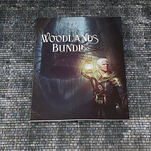 Woodlands Bundle (softcover)