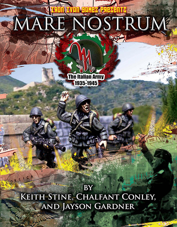 Mare Nostrum: The Italian Army (PDF Version)