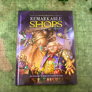 Remarkable Shops & Their Wares (Hardcover)