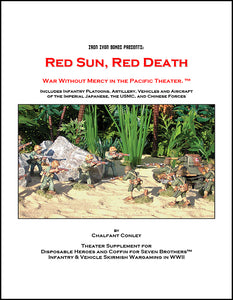 Red Sun, Red Death: War without Mercy in the Pacific Theater (PDF Version)