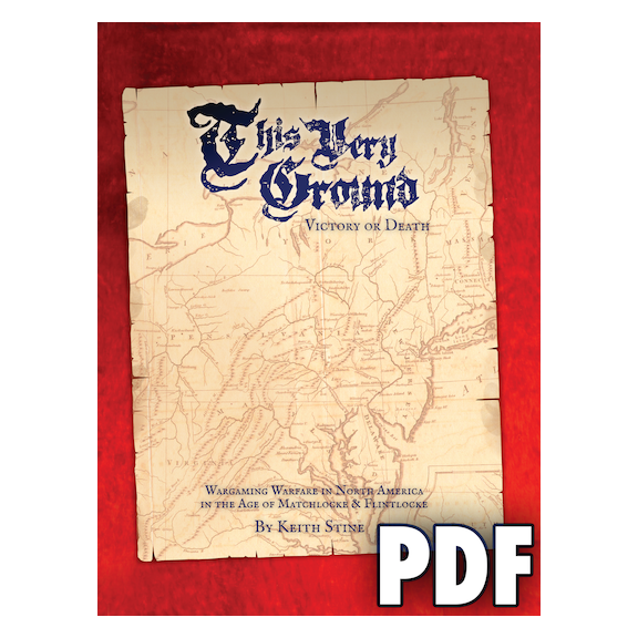 This Very Ground: Victory or Death (2nd Edition) PDF