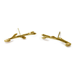 Branch Post Earrings