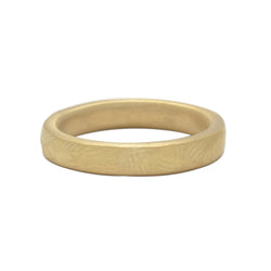 Men's Bark Wedding Band