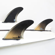 FCS II ROB MACHADO TWIN + STABILISER FIN SET