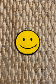 ROB MACHADO SURFBOARDS SMILEY FACE STICKER