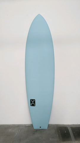Rob Machado Surfboard (Stock) - Pops 6'8