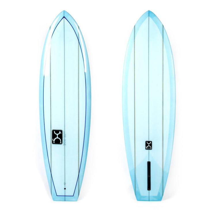 Rob Machado Pops Surfboard <b>CUSTOM ORDER</b>