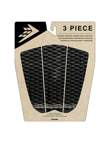 FIREWIRE - ROB MACHADO TRACTION PAD - 3 PIECE BLACK