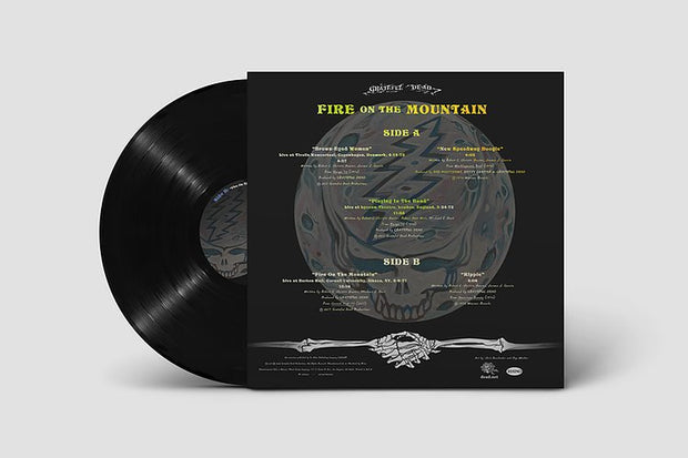 FIRE ON THE MOUNTAIN - COLLECTOR'S EDITION CAPSULE