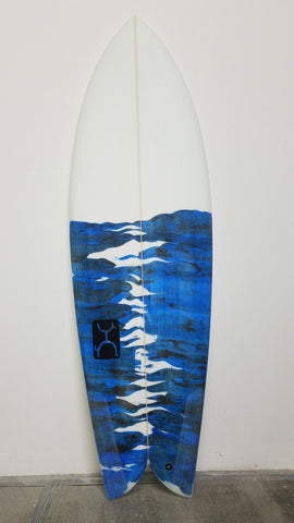 Rob Machado Surfboard (Stock) - Go Fish 5'9