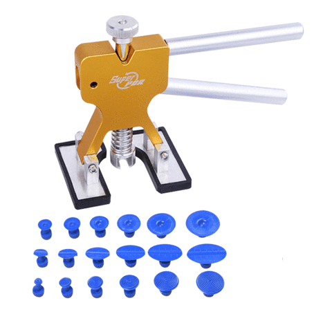 Tool Sets Pdr Tools Paintless Dent Repair Tools Set Pdr Golden Dent Lifter Pdr Glue Tabs Auto Body Dent Removal Tools Car Repair Tools Hot Sale 50-70% OFF Hand Tool Sets