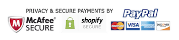 Footer Security Badges