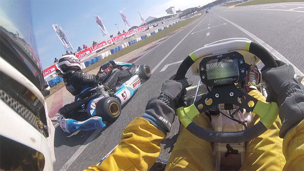 Get Your MyChron 5 ready for a race weekend - 5 Tips - Kart