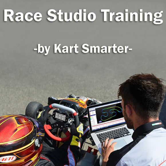 Learn Race Studio Analysis with Kart Smarter