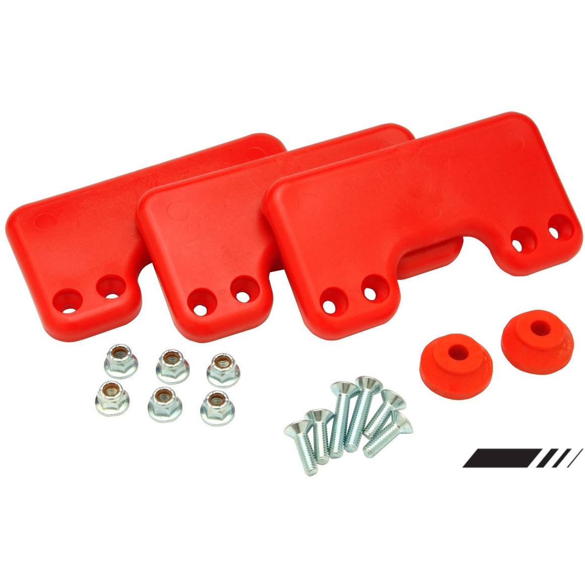 Compkart Chassis Frame Protector / Chassis Sliders
