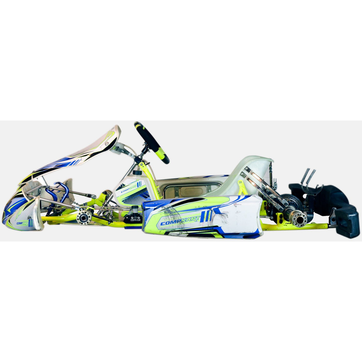 2017 Compkart Covert 3.0 Roller - 4 Races Old