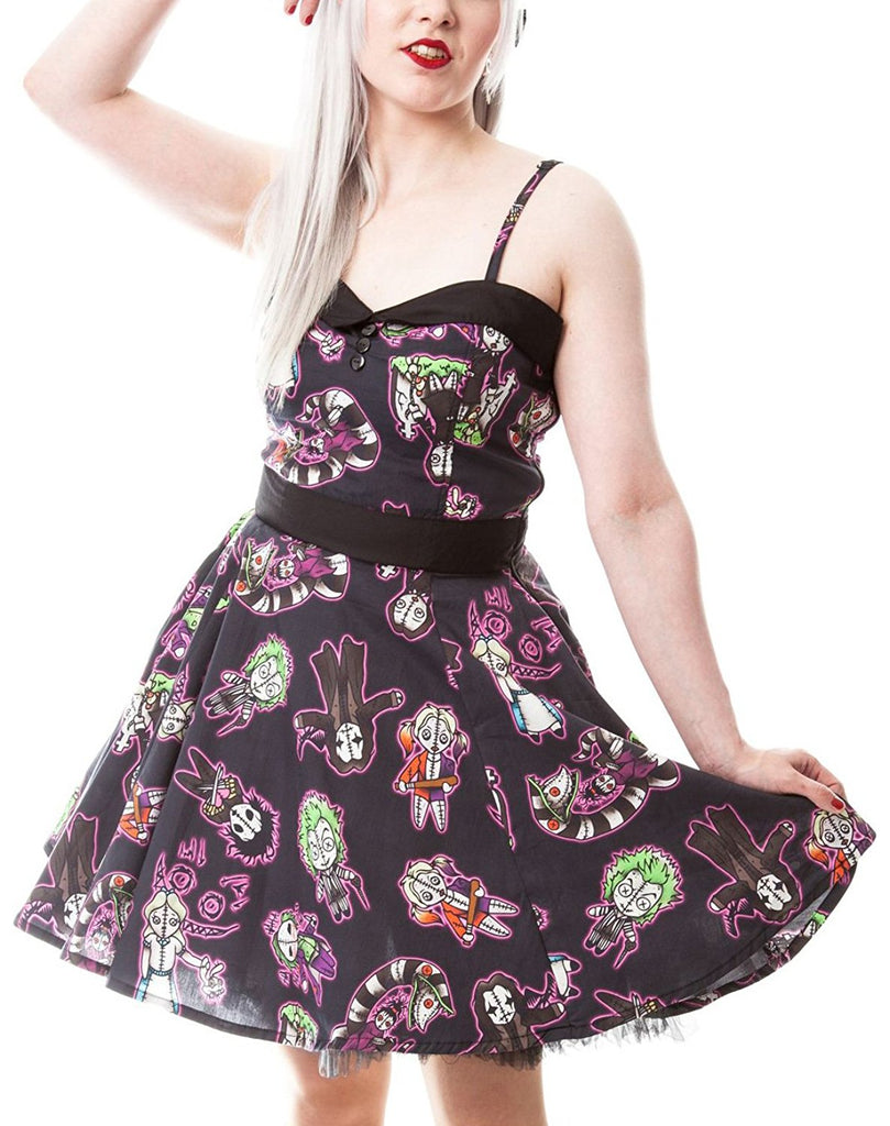 Voodoo Doll Dress