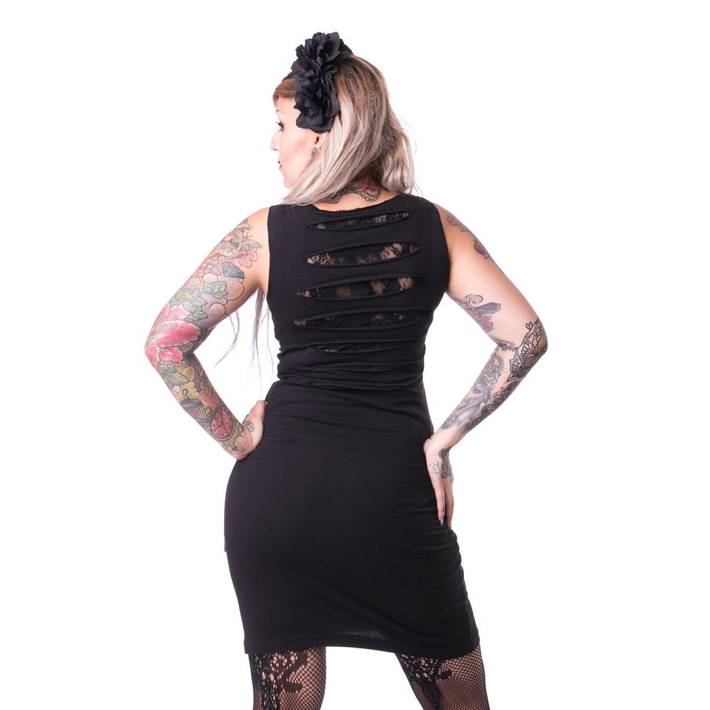 Funeral Slasher Dress
