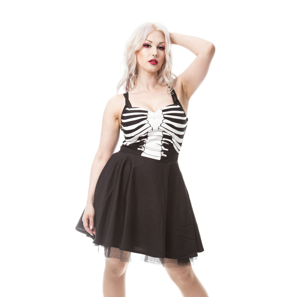 Ghost Town Dress