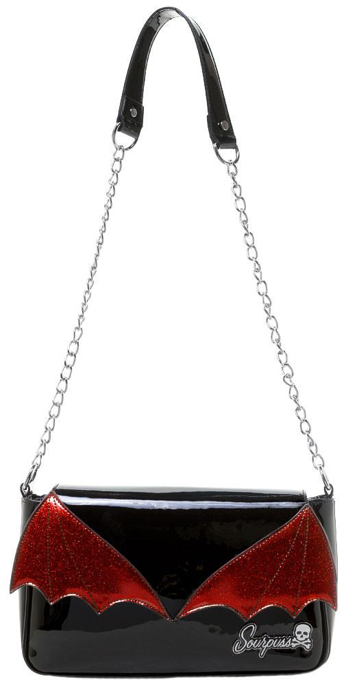 SourPuss Bat Wings Bag