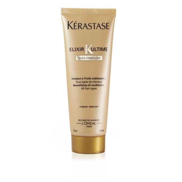 Kerastase Elixir Ultime Fondant (Travel Size-75ml)