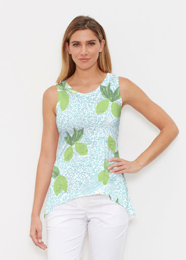 Limes Aqua (10179) ~ Signature High-low Tank
