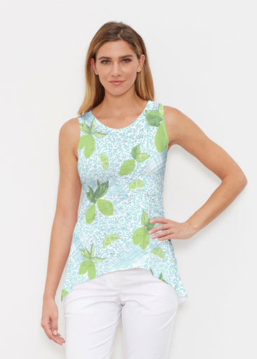 Margarita Lime (10181) ~ Signature High-low Tank