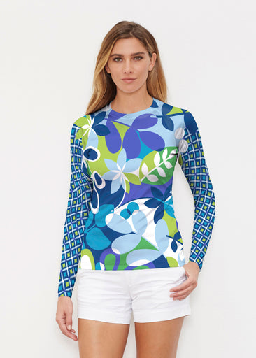 Penny Navy (13135) ~ Long Sleeve Rash Guard