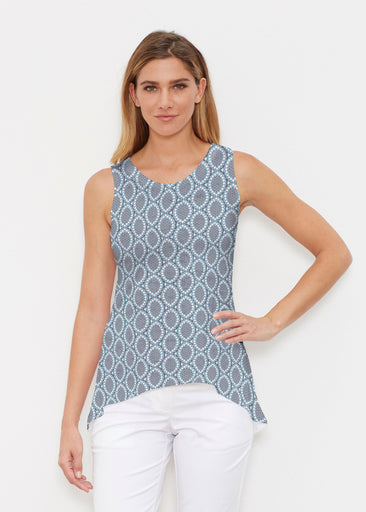 Namaste Lace (13370) ~ High-low Tank