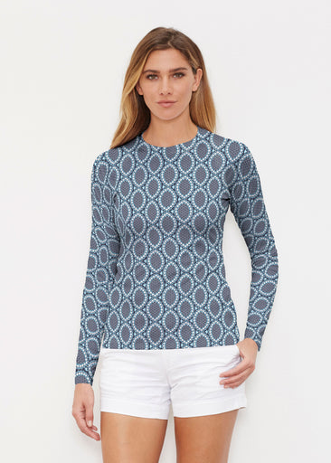Namaste Lace (13370) ~ Long Sleeve Rash Guard