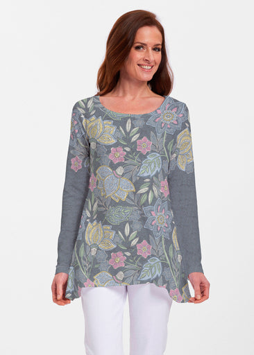 Isabellas Garden (13410) ~ Abigail Thermal Tunic
