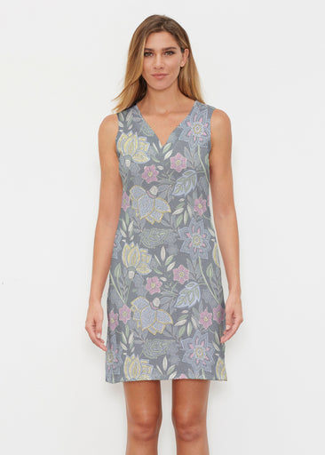 Isabellas Garden (13410) ~ Classic Sleeveless Dress
