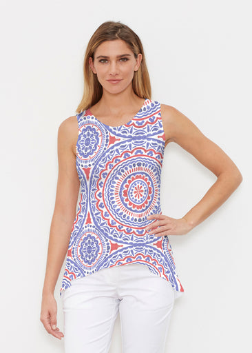 Kaleidoscope RWB (13412) ~ High-low Tank