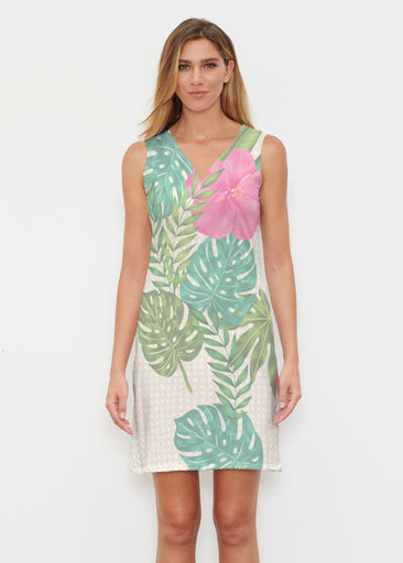 Wild Begonia (13489) ~ Classic Sleeveless Dress
