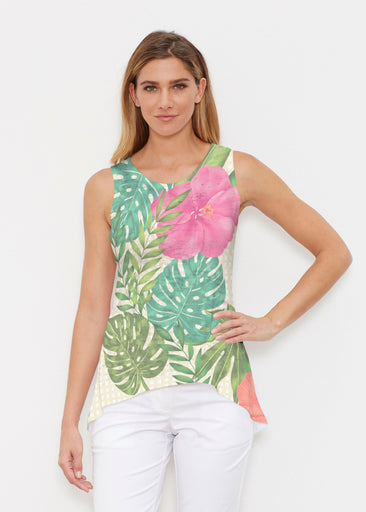 Wild Begonia (13489) ~ Signature High-low Tank