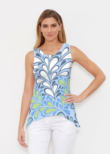 Flume Aqua (14149) ~ Signature High-low Tank