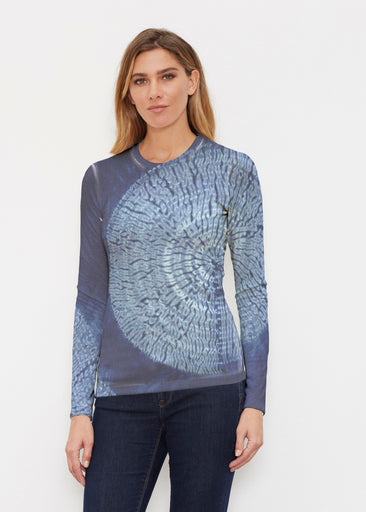 Dandelion Dream (14169) ~ Butterknit Long Sleeve Crew Top