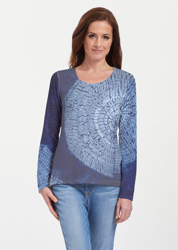 Dandelion Dream (14169) ~ Texture Mix Long Sleeve