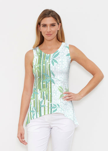 Bamboo Leaves (14197) ~ High-low Tank