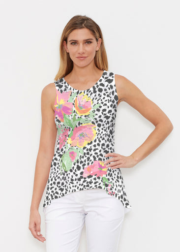 Spring Leopard (14225) ~ Signature High-low Tank