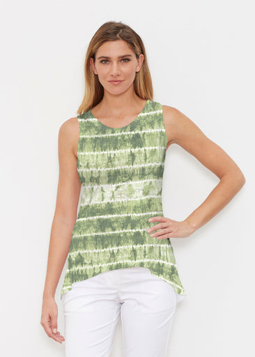 Striation Green (14250) ~ Signature High-low Tank