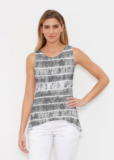 Striation Grey (14251) ~ Signature High-low Tank