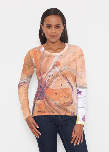 Tiger Lily (15021) ~ Signature Long Sleeve Crew Shirt